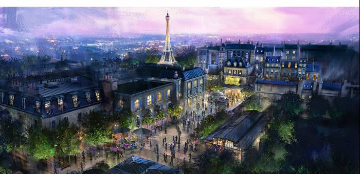 Guardians of the Galaxy' & 'Ratatouille' Attractions