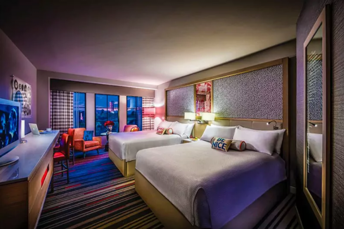 Rooms And Suites At Hard Rock Hotel®
