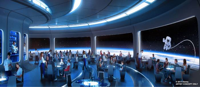 New Space Restaurant